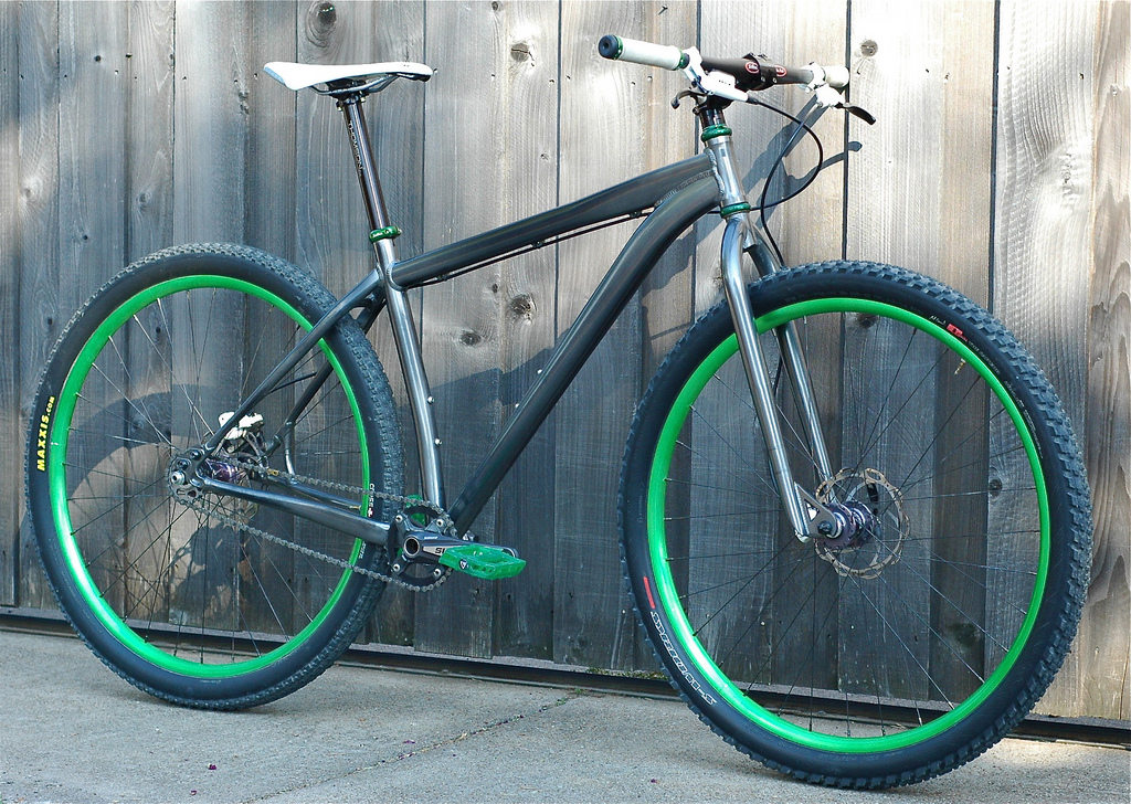 Rigid Specialized Rockhopper 29er Singlespeed