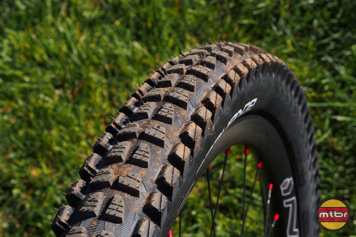 Factors like tread pattern, volume and compound all contribute to how your bike handles.