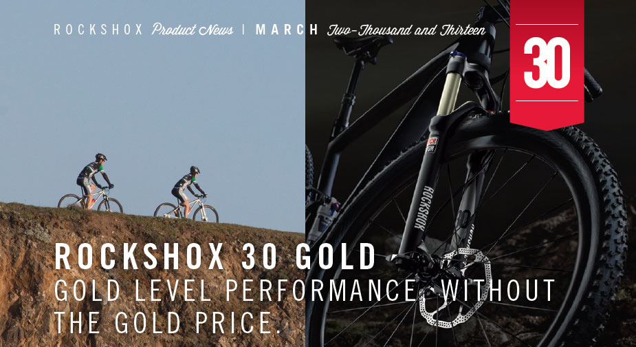 Rock Shox 30 Gold