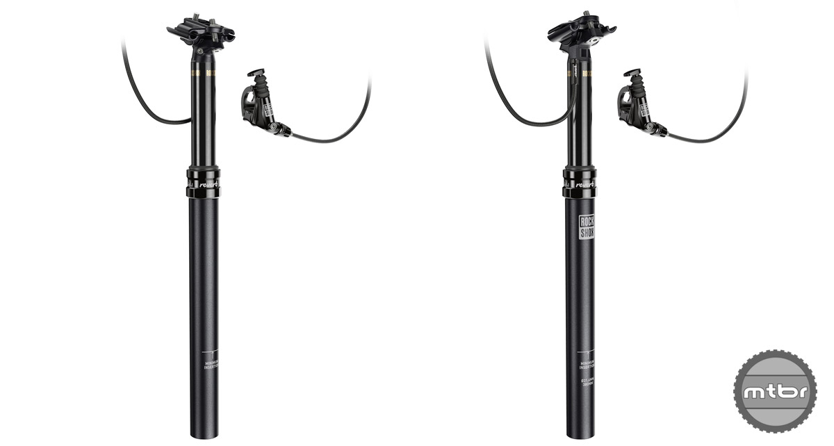 Travel options for the new Reverb are 100mm and 125mm, and claimed weight is 520 grams.