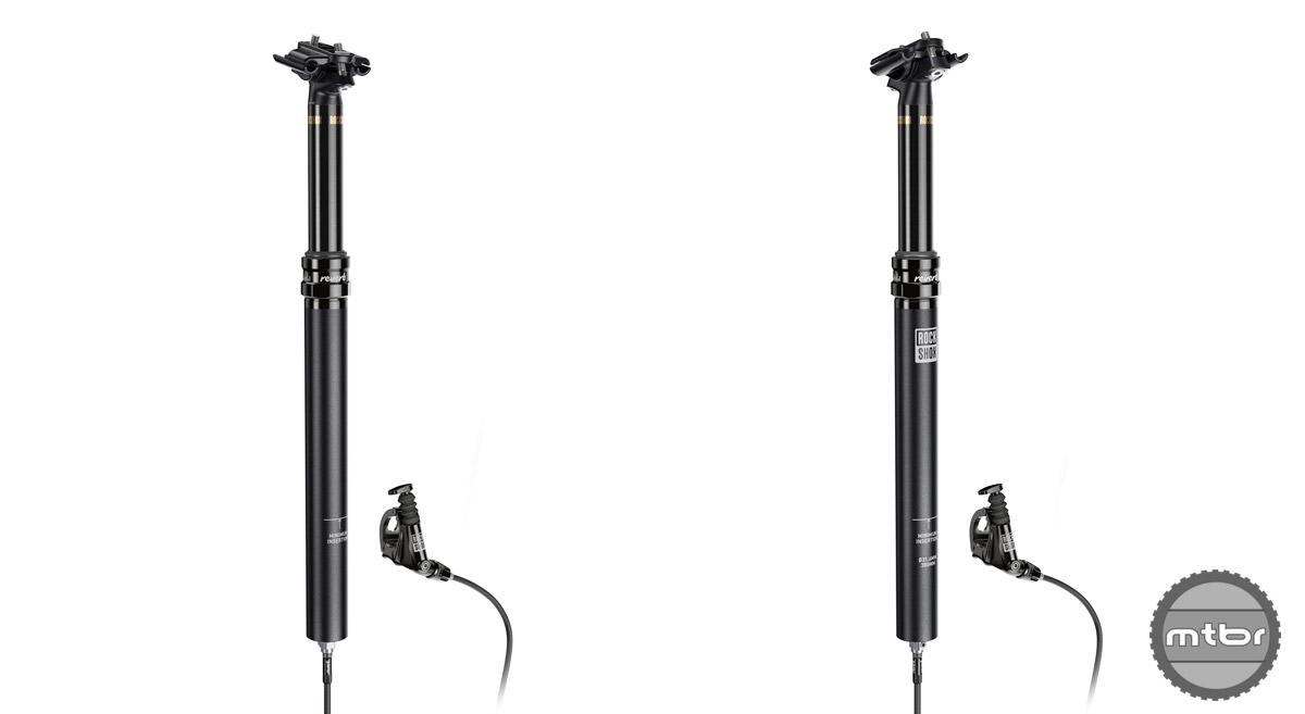 Available lengths of the new Reverb Stealth include 340mm, 390mm, 400mm, and 480mm, while post diameters are 30.9mm, 31.6mm, and 34.9mm, all with zero offset.