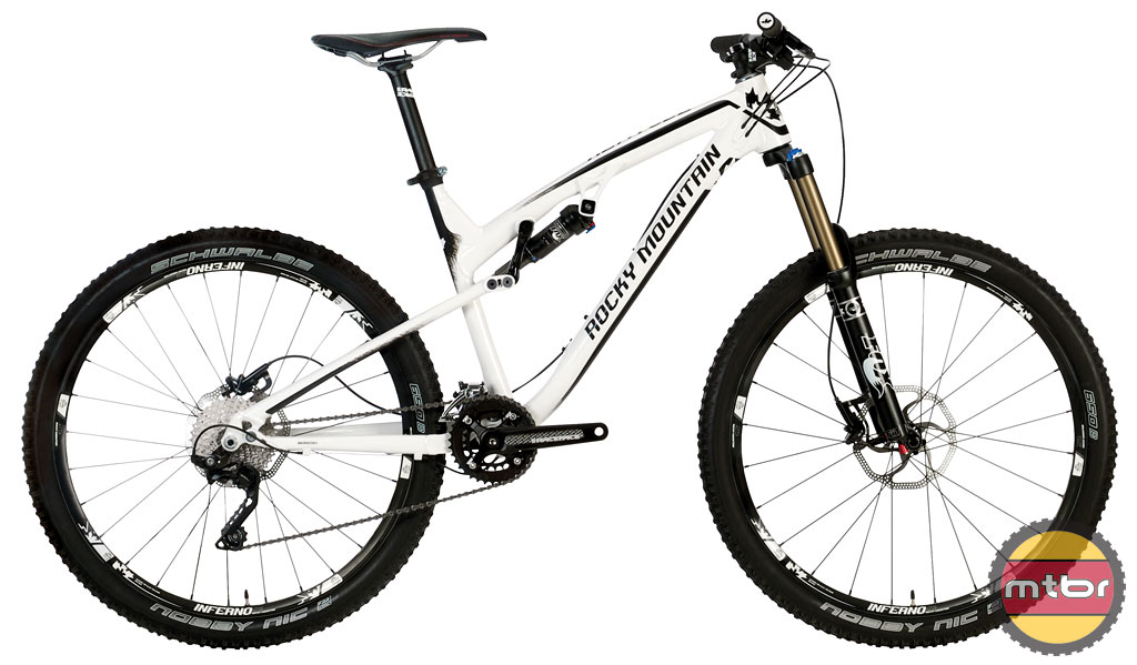 2013 Rocky Mountain Altitude 750