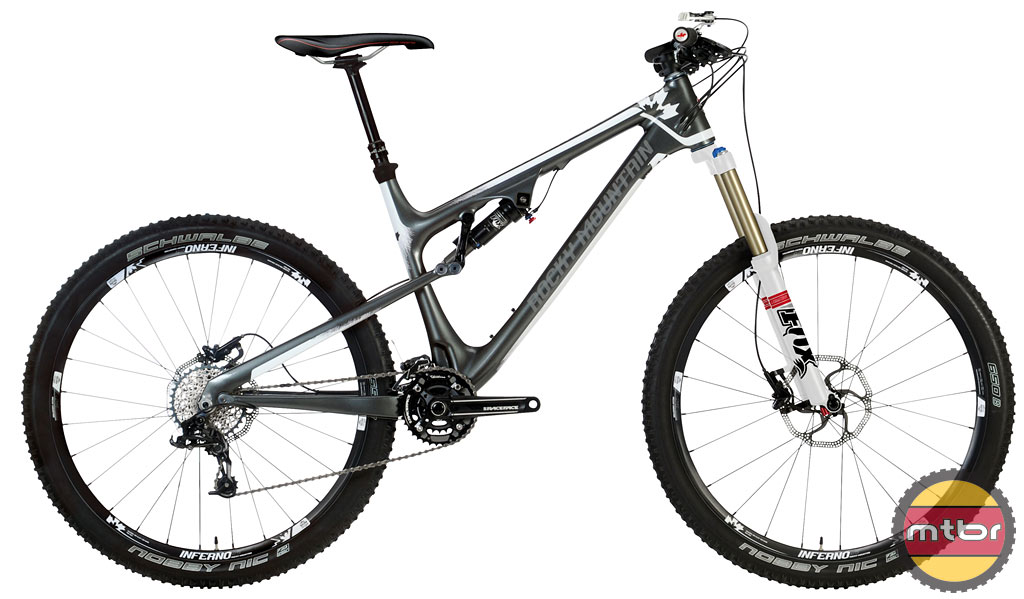 2013 Rocky Mountain Altitude 750 MSL