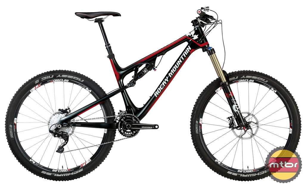 2013 Rocky Mountain Altitude 770 MSL