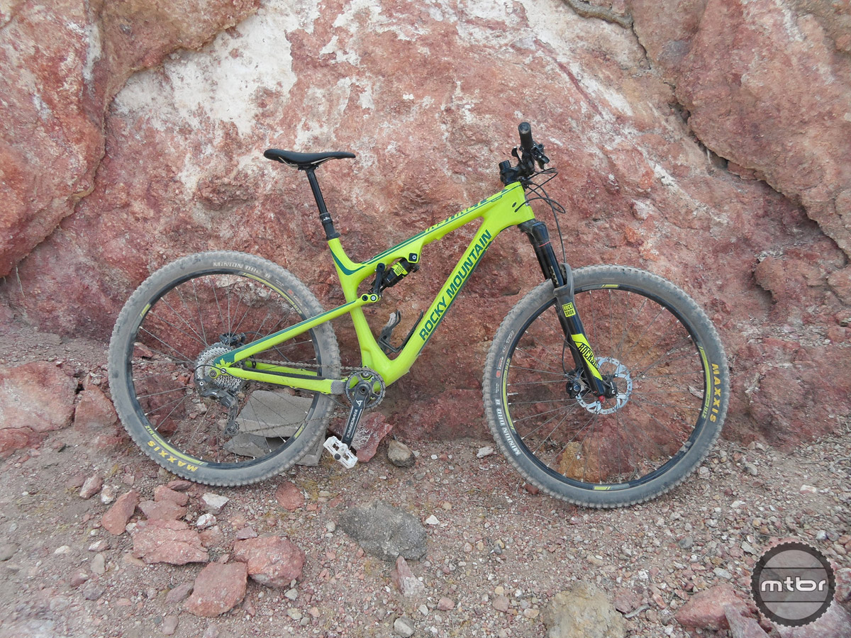 This bike will do most things well, from general trail riding to long adventure rides or backcountry stage races to steep and blown out shuttle descents.