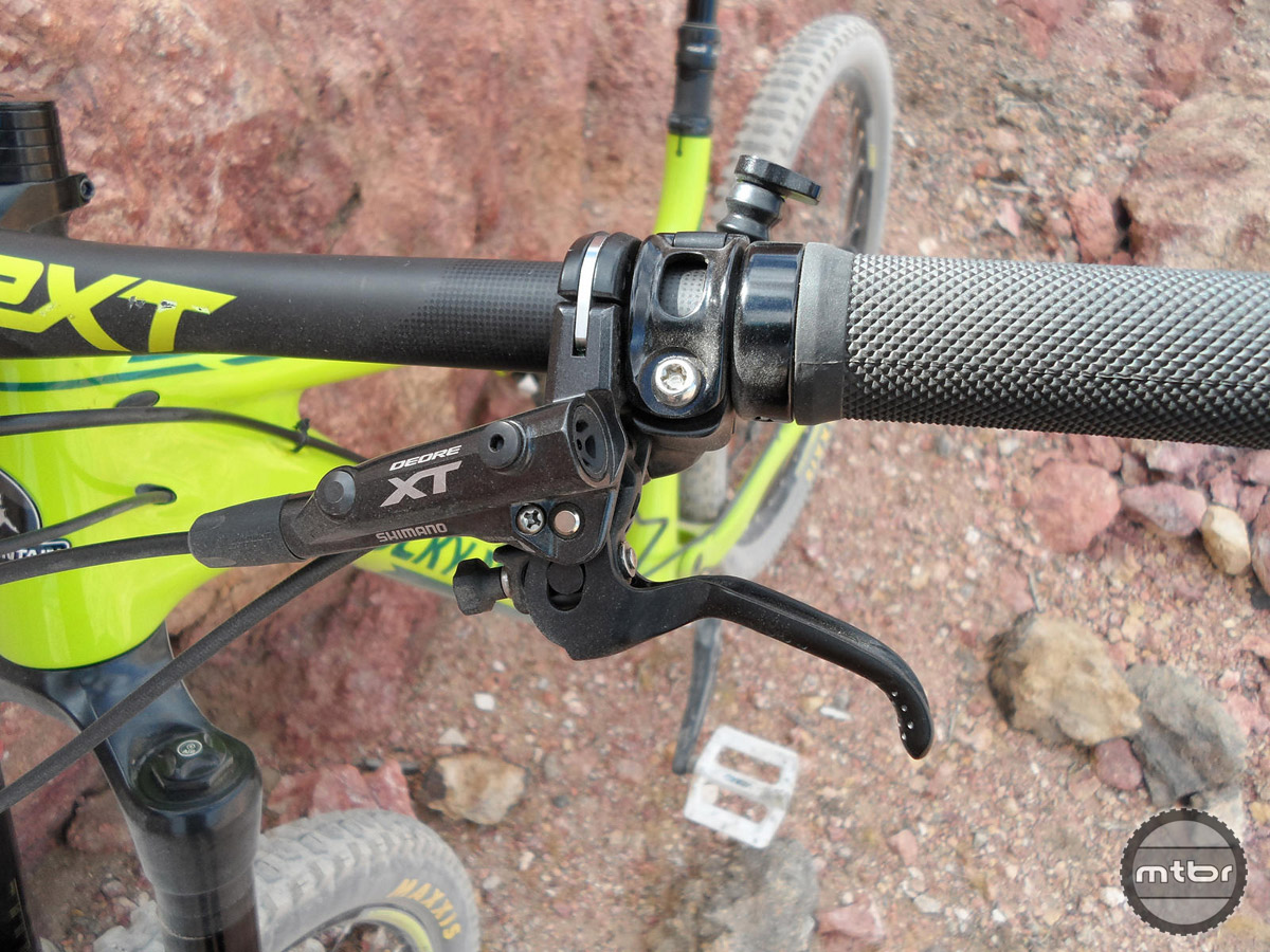 Dropper post lever position is definitely a matter of personal choice.