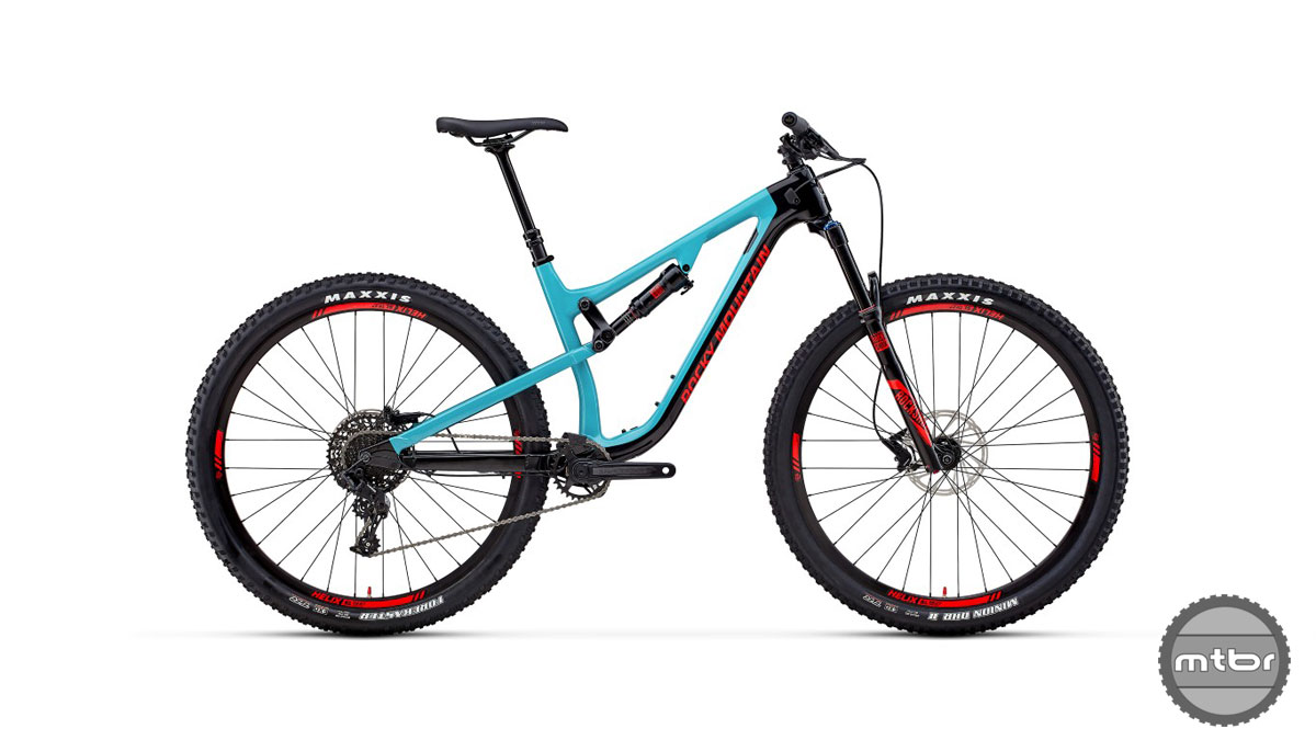 Rocky Mountain Instinct C30 2018