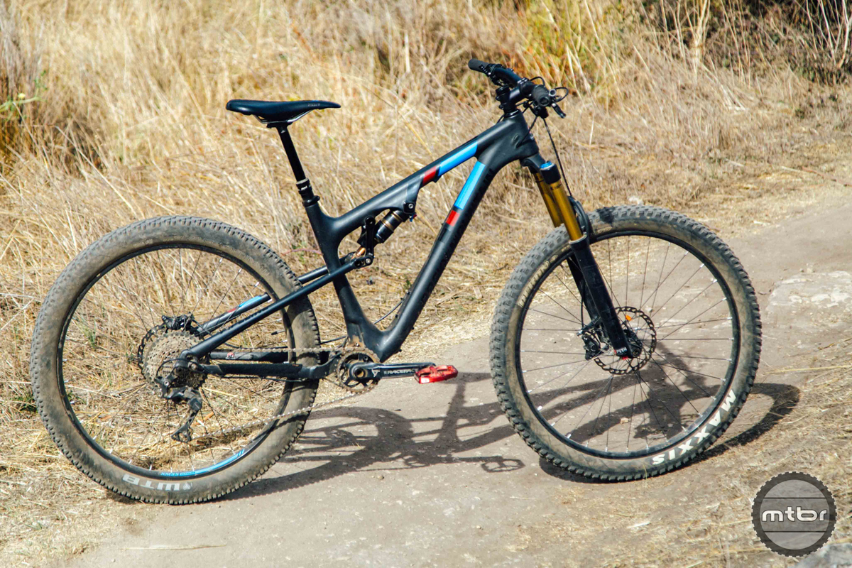 Rocky Mountain Pipeline 770 MSL 2016 Full Suspension Plus Bike