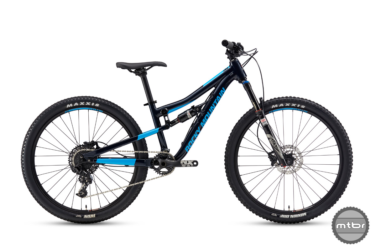 """The 26"""" version of the Reaper costs $500 more than the 24"""" version, but features an upgraded drivetrain, suspension, and brakes."""