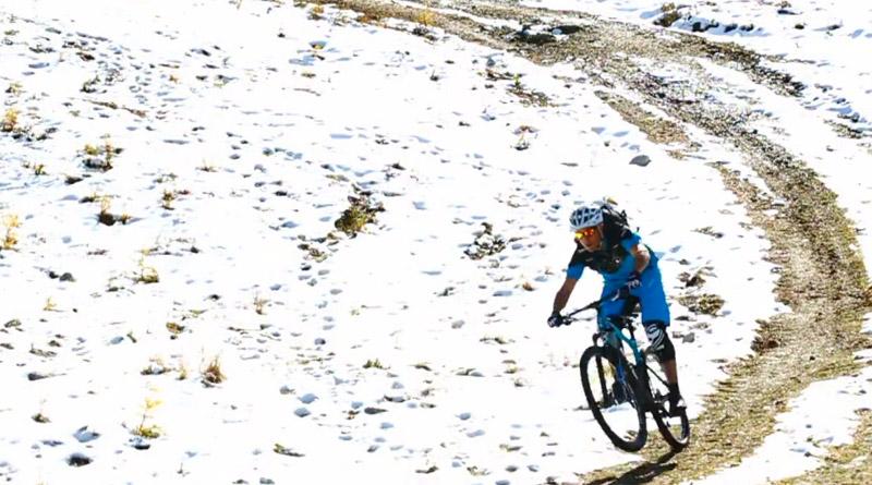Roger Rinderknecht - trail rider