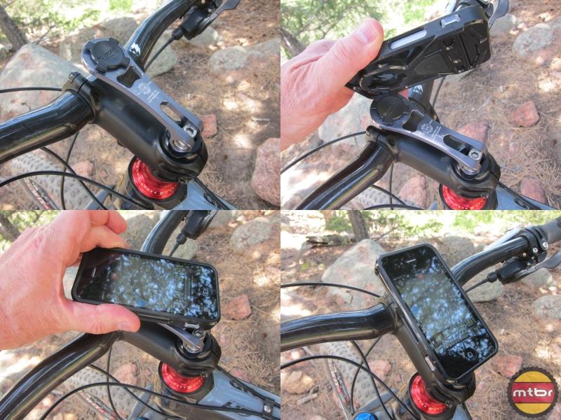 Review Rokform Rokbed V3 Bike Mount Kit Mtbr Com