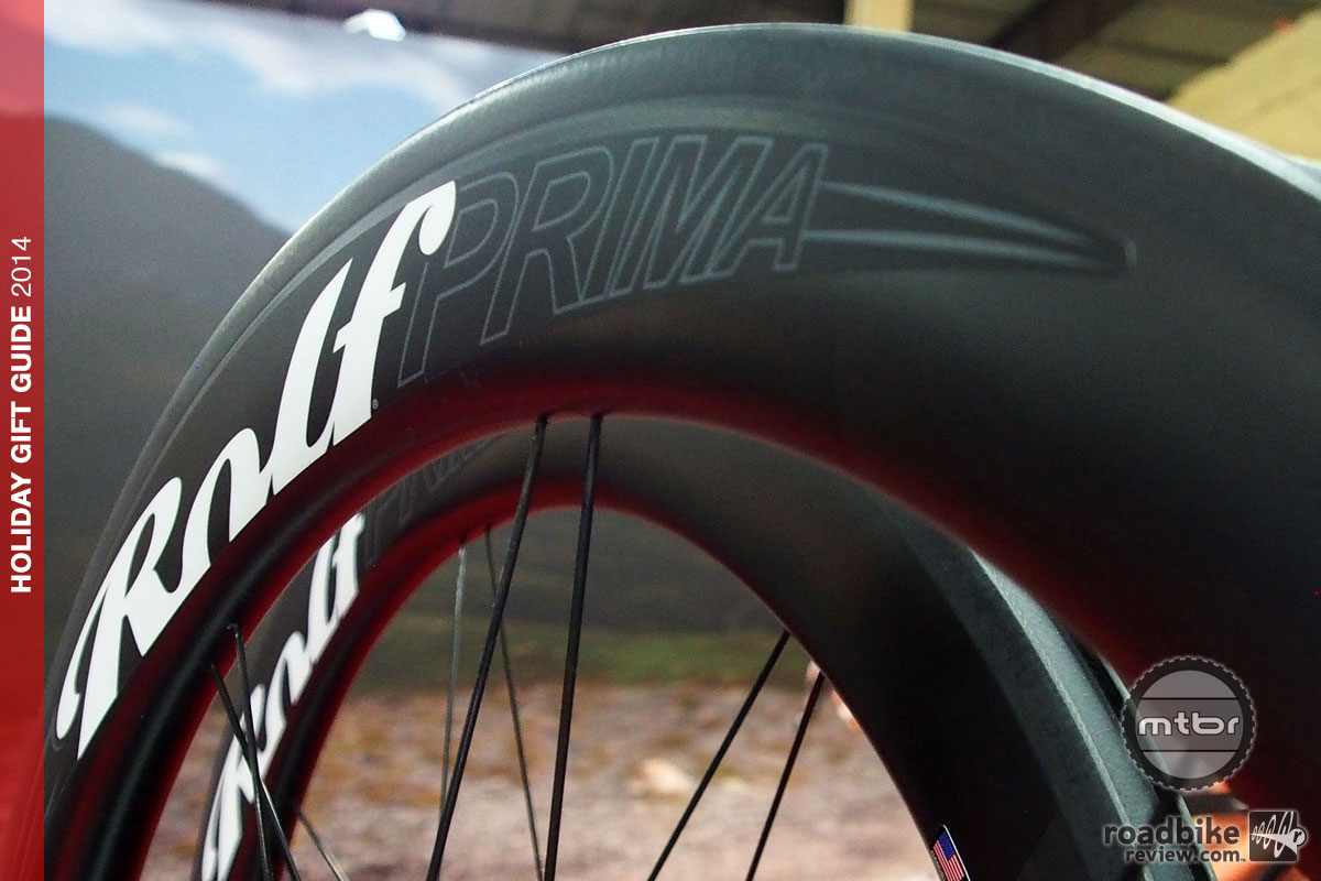 Rolf Prima Ares6 ES and Ares4 ES Carbon Clinchers