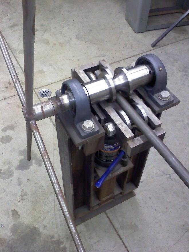 harbor freight tube roller. anyone ever used this tubing roller/bender?-roll-bender-small. harbor freight tube roller