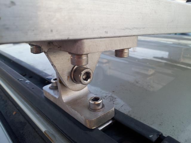 Permanent Roof Rack Installations Mtbr Com