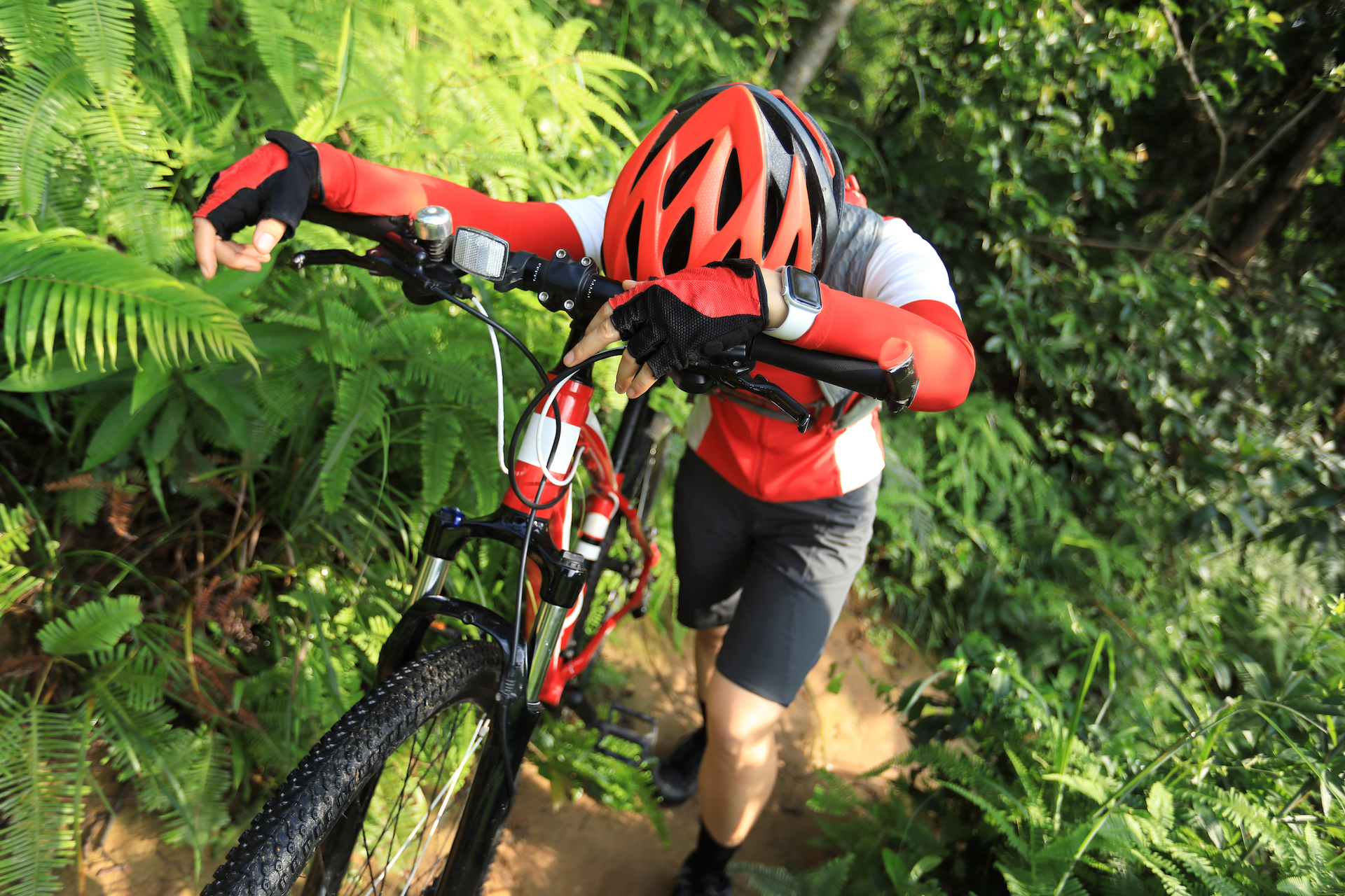 beginner mountain bike mistakes