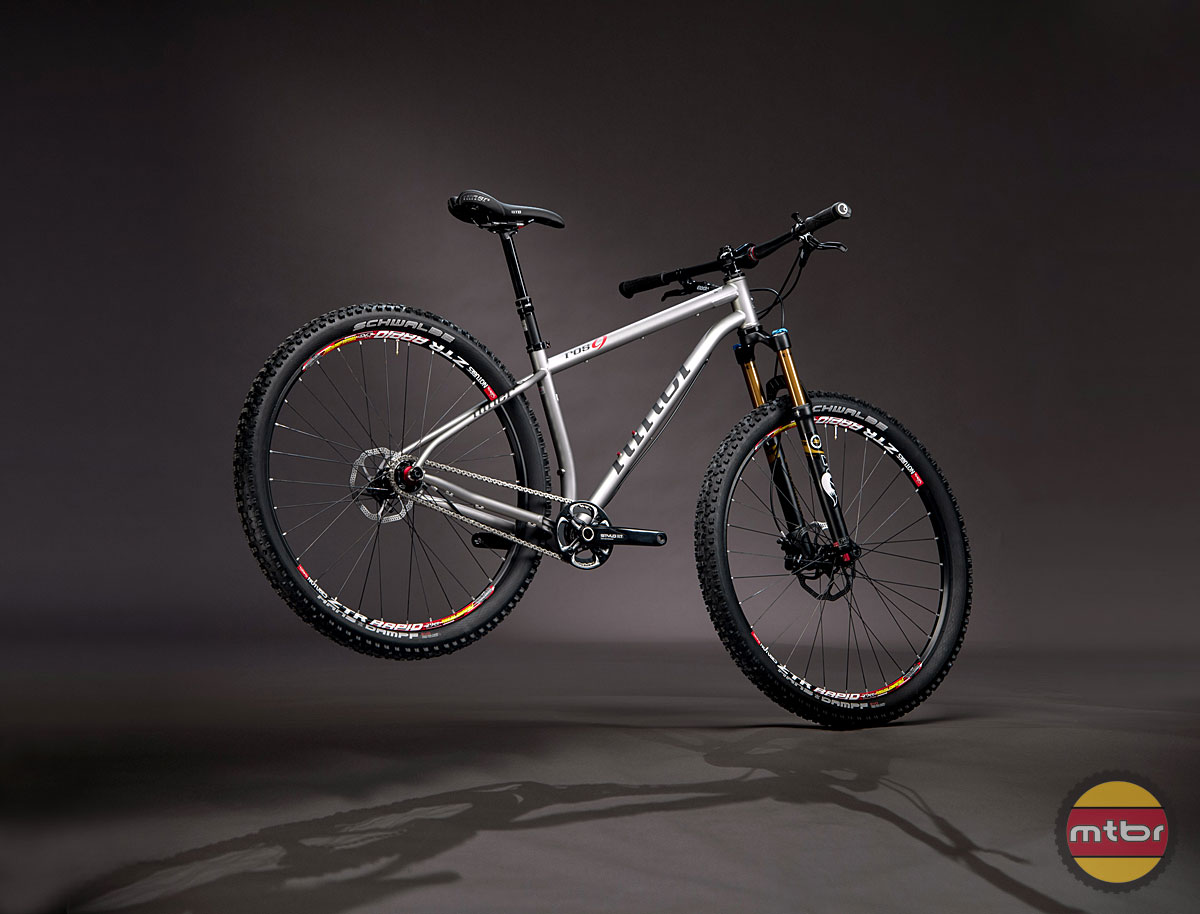 ROS 9 Bike Forge Grey