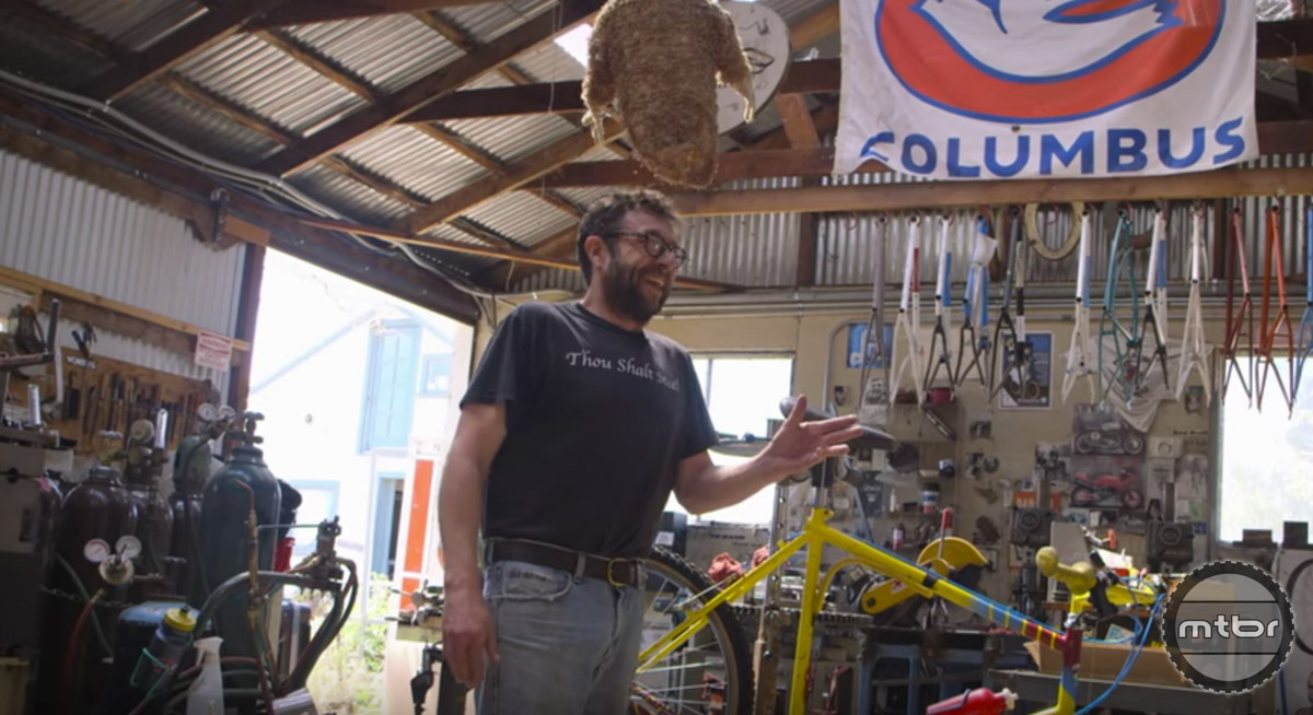 Salsa Cycles has always prided itself on it's unique culture, which dates back to founder Ross Shafer's early days building frames.