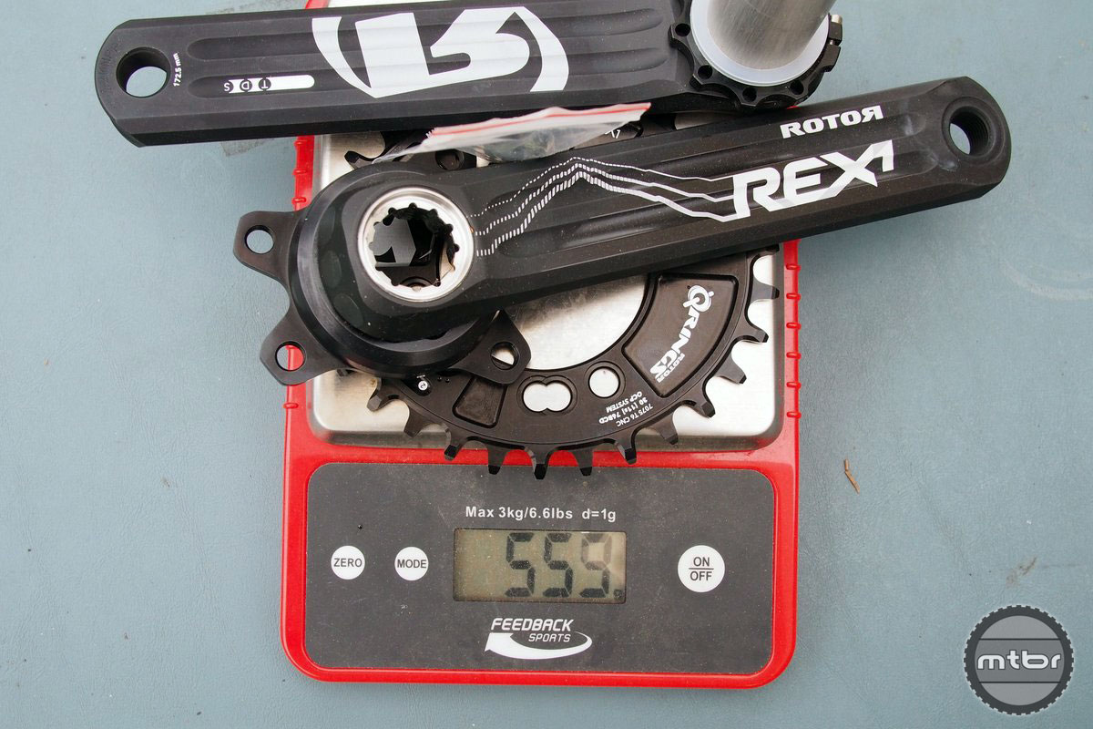 Rotor Crank Weight for 172mm