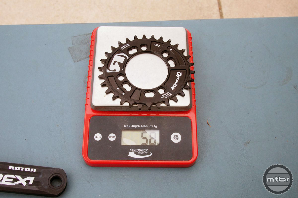 Rotor Ring Weight