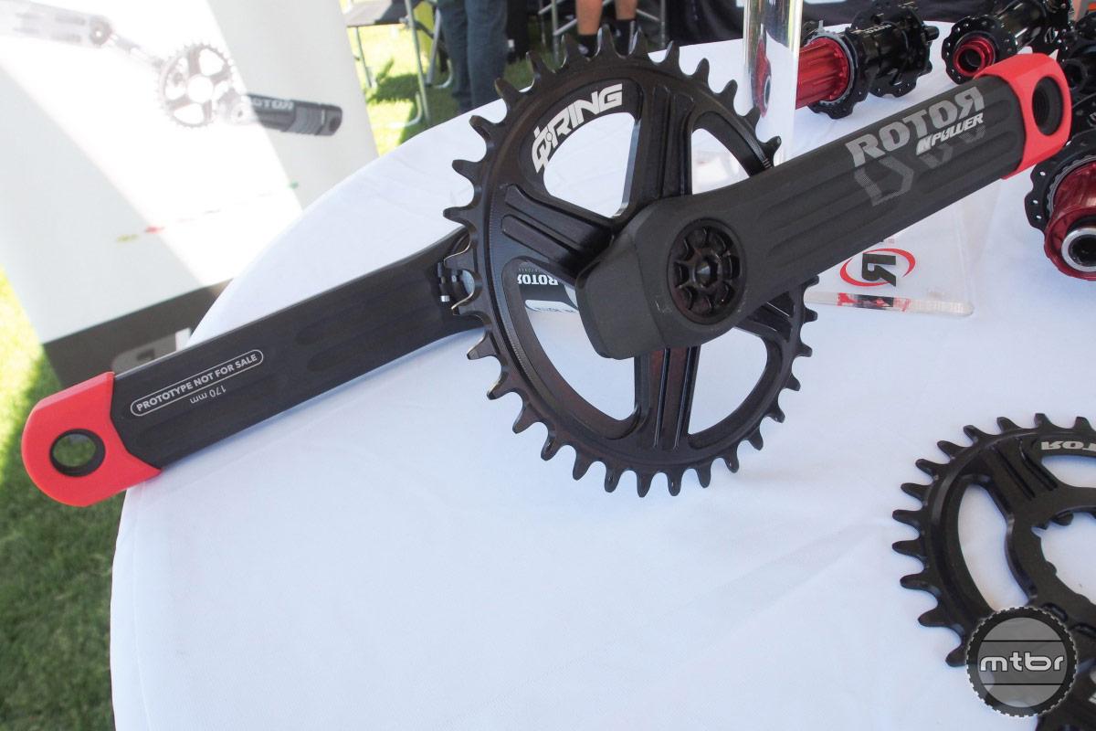 Rotor 2INpower MTB Power Meter