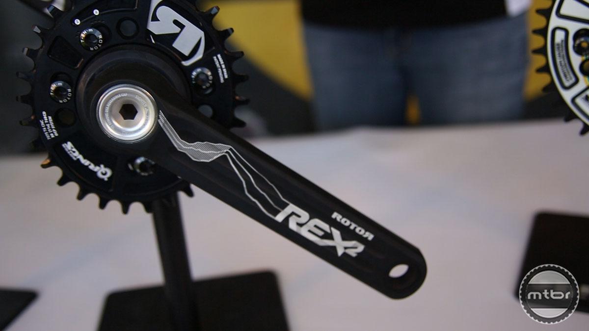 Rotor Rex Crank