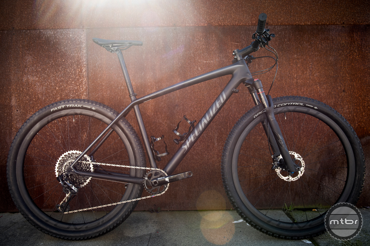 Roval Control SL Carbon 2017 Specialized Epic XC Hardtail