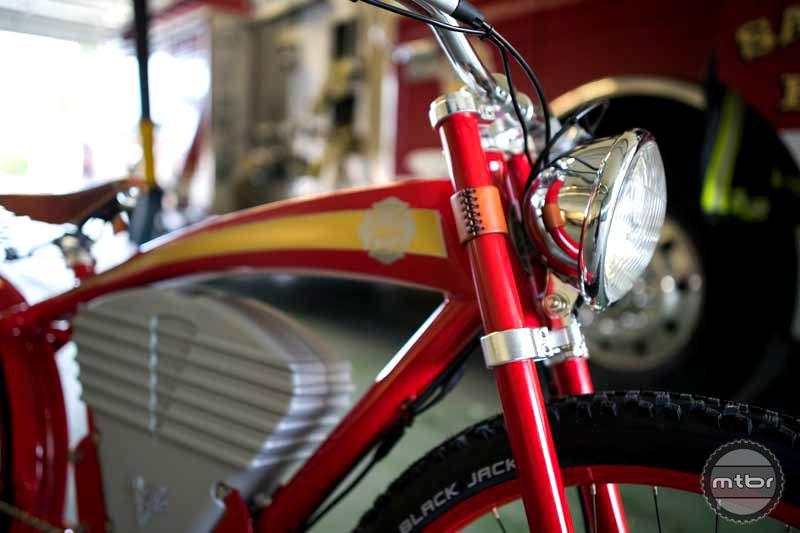 Vintage Electric Bicycles