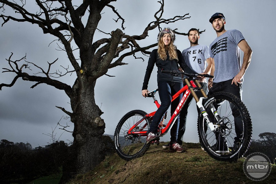 The Athertons leave GT and join Trek Factory Racing Team.