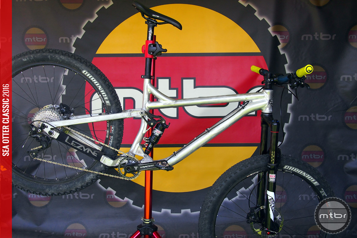 Toronto based RSD Bikes will be selling complete Wildcats starting at $2999 US.