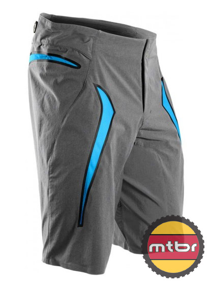 Sugoi RSX Short - concrete(grey/blue)