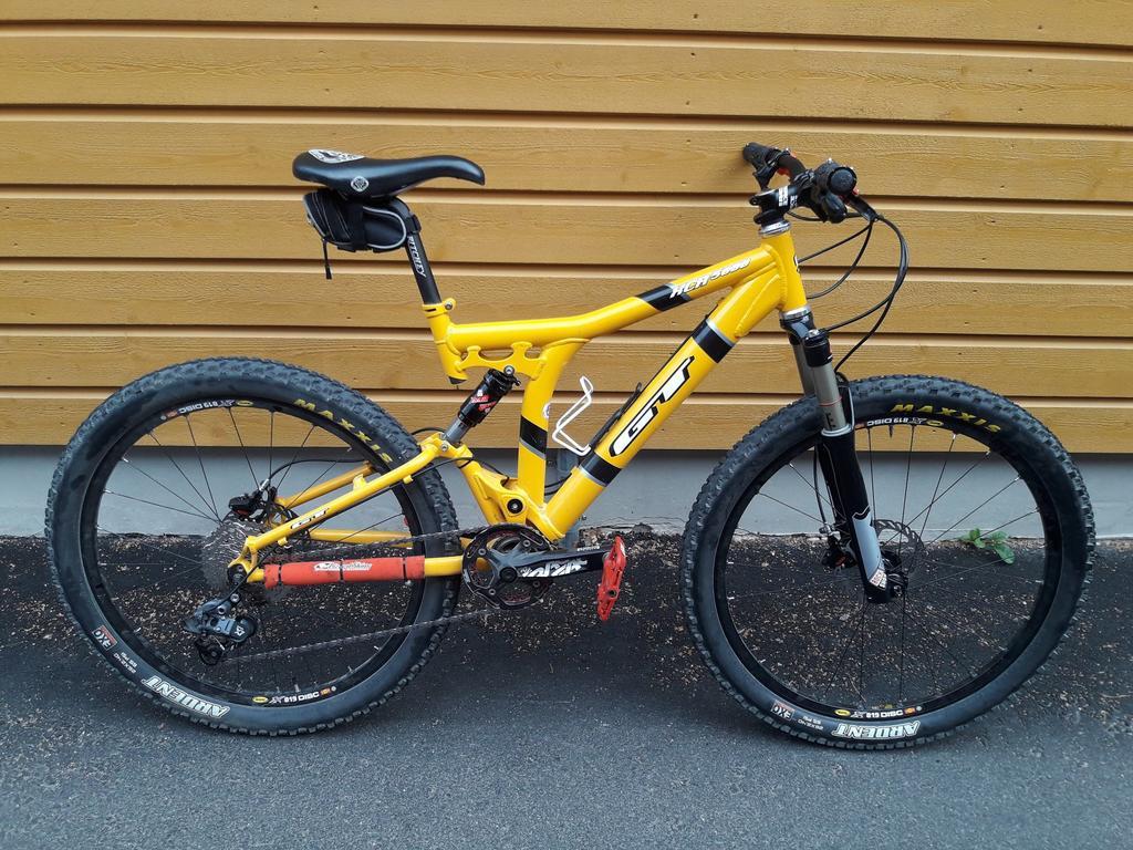 NOS GT I Drive Bottom Bracket Eccentric Mountain Bike DH MTB Bicycle BB