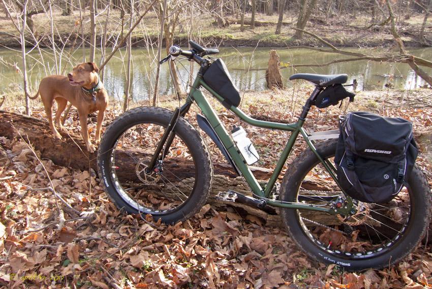 No Panniers On Fat Bike Why Mtbr Com