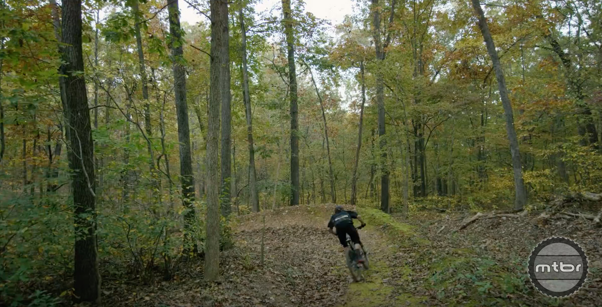 The Ozark Mountains are home to over 200 miles of mountain bike trails. Learn more about the area here.