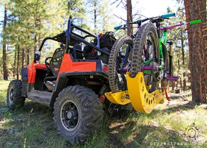 Recommend A Bike Rack For Offroad Use Mtbr Com