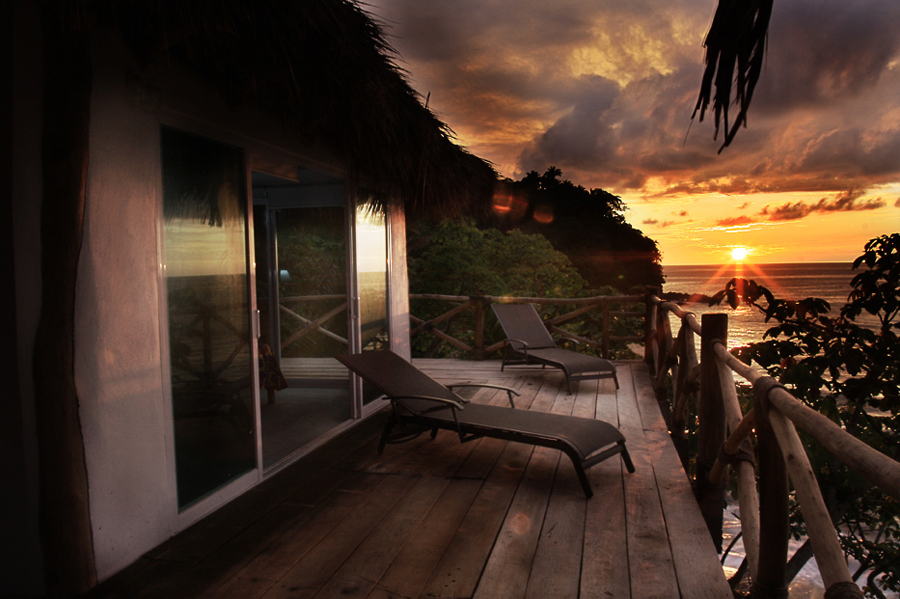 Beach Side Cabins The Best Beaches In World