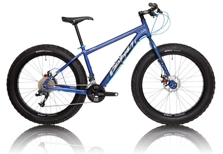 Salsa Cycles Mukluk 3