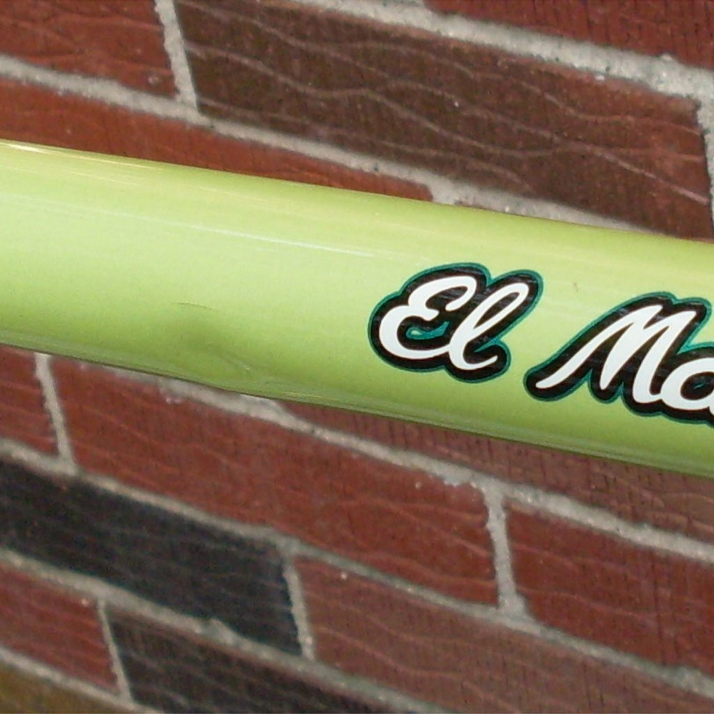 Opinions on dent in top tube of El Mariachi - Pics inside-salsa1.jpg