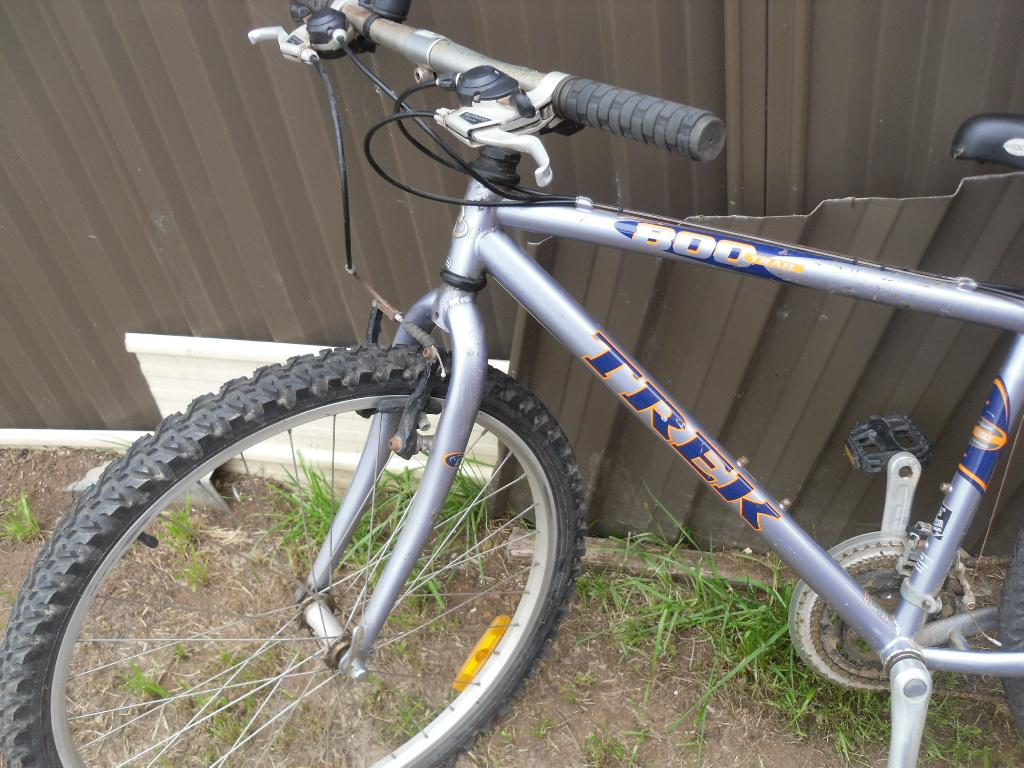 My trek 800 bike- Mtbr com