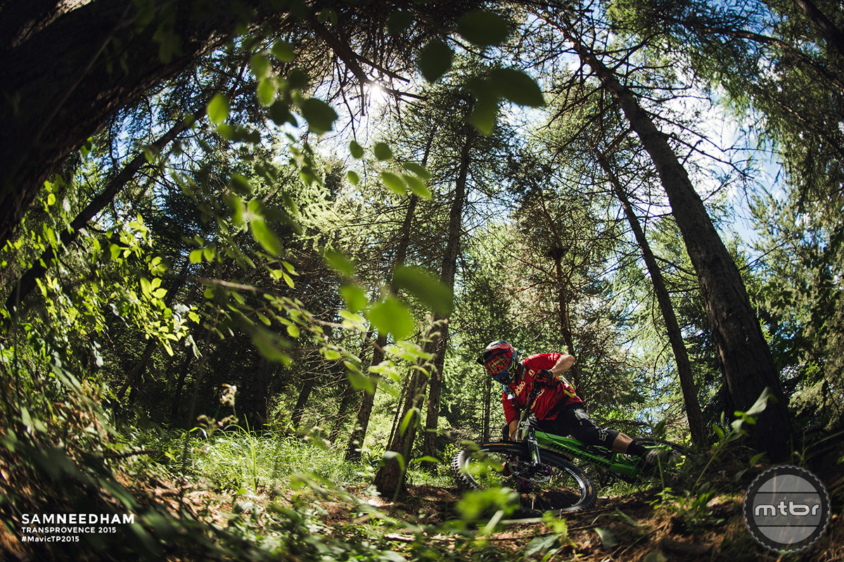 Riders got in one final prep day before the kick-off of the seventh Mavic Trans-Provence Prologue.
