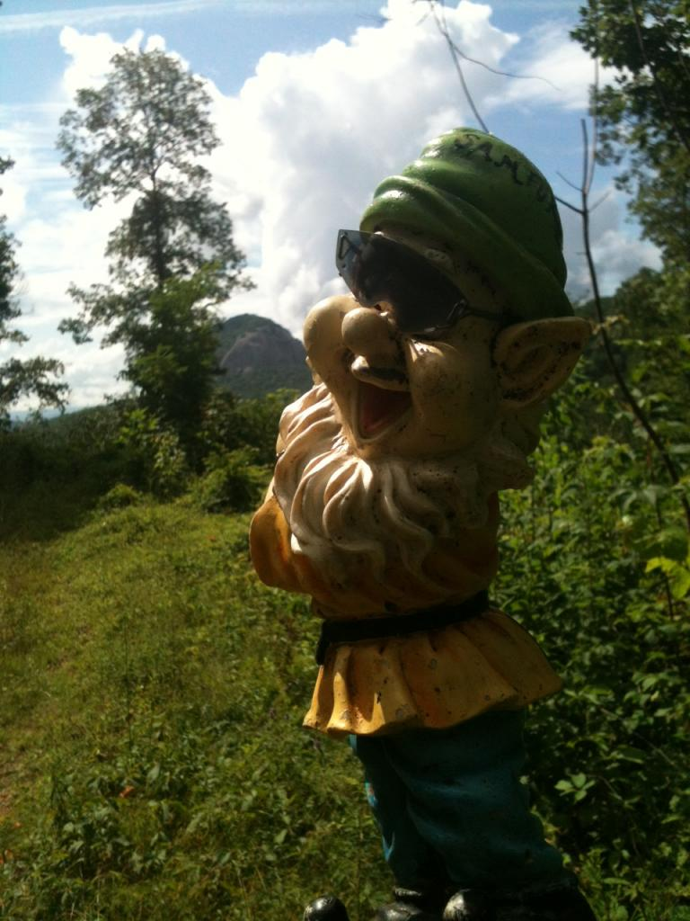 Adventures with the Pisgah Gnome-samfurd-golfing.jpg