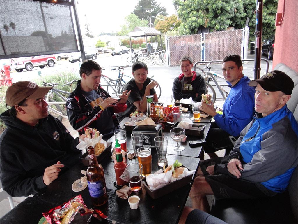 Santa Cruz Blur TRc - Bikes 'n Beer