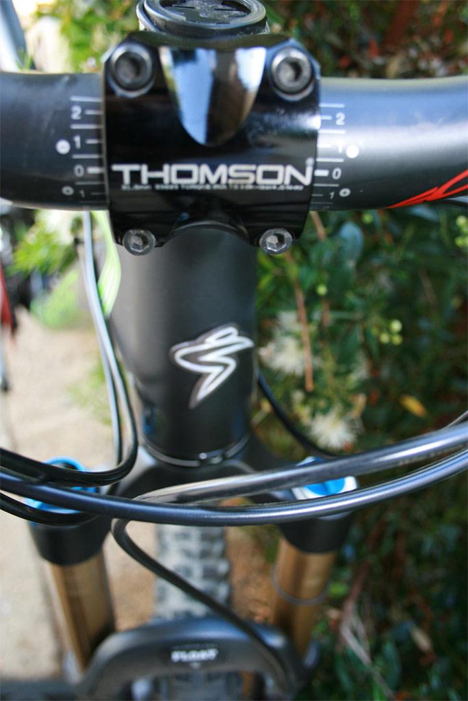 Santa Cruz Blur TRc - Thomson