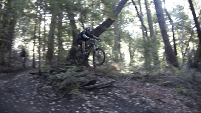 Santa Cruz Blur TRc - The kind of fun you can have on this bike