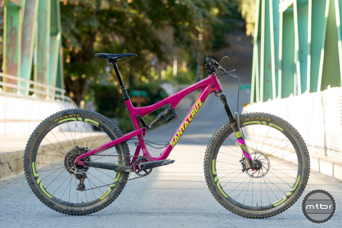 Slacker head angle, longer top tube, shorter chainstays are some of the updates to this newest Bronson.
