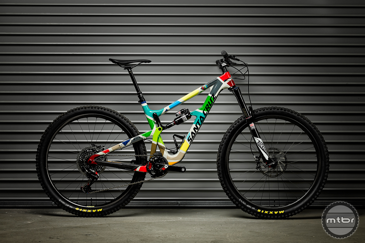 Santa Cruz Hightower EWS Mark Scot