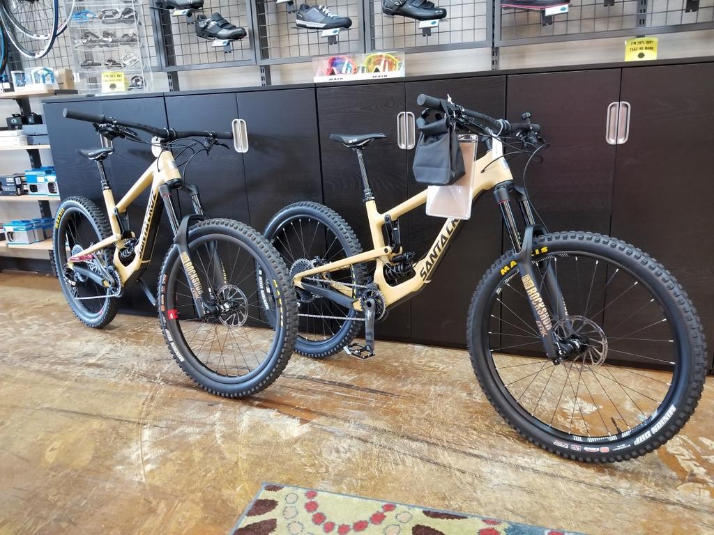 300412de3bb Santa Cruz Nomad 4 2018 - Finally Picked Up- Mtbr.com