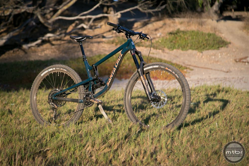 Santa Cruz Nomad Alloy 2018