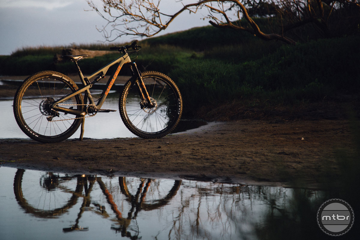 The original Tallboy is an icon that helped many riders realize just how fun a 29er could be.