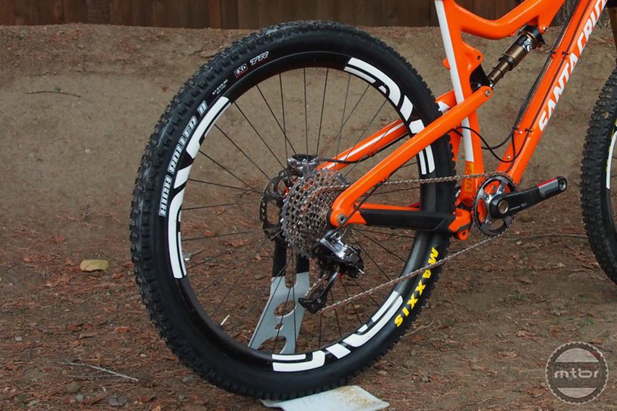 Santa Cruz 5010 C Wheels