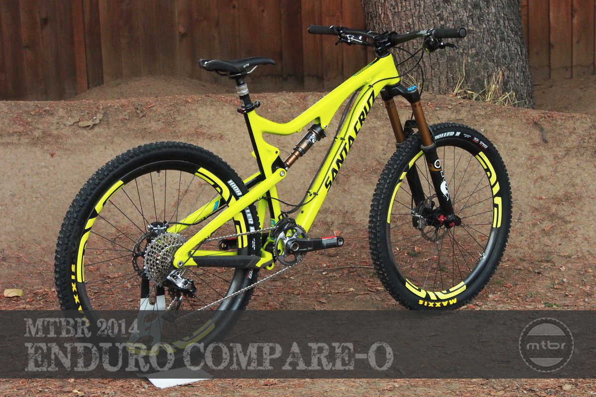 Santa Cruz Bronson Carbon First Look Cover